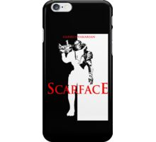 Garrus Scarface iPhone Case/Skin