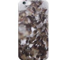 snow dancing  iPhone Case/Skin