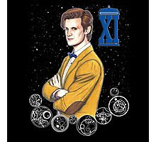 Eleventh Doctor (Matt Smith) Photographic Print