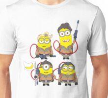 Minion Ghostbuster Unisex T-Shirt