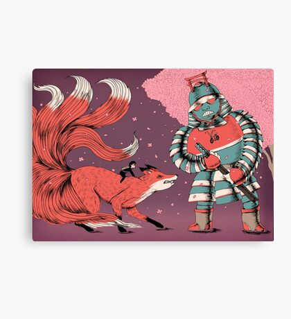 Guardians Canvas Print