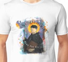 Saint Dominic Contemporary Catholic Art Unisex T-Shirt