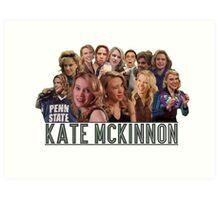 Kate Mckinnon Art Print