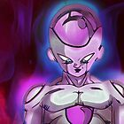 frieza dragon ball z by colioni