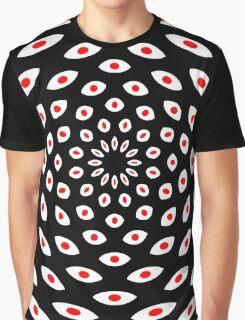 Dark Mandala Design Gifts and Clothing Graphic T-Shirt