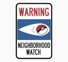 Neighborhood Poke Watch Kids Tee