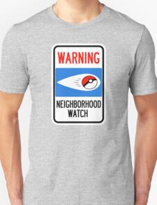 Neighborhood Poke Watch Unisex T-Shirt