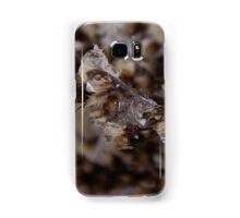 Snow Crystals Captures Ghost Samsung Galaxy Case/Skin