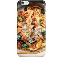 Pasta Heaven iPhone Case/Skin