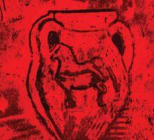 Grecian Urn Sticker