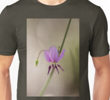 A Single Dianella Flower Unisex T-Shirt