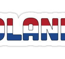 Holanda Sticker