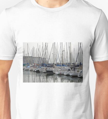 Lisbon Boats - Portugal Unisex T-Shirt