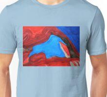 Arch Rock original painting Unisex T-Shirt