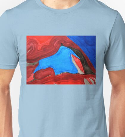 Arch Rock original painting Unisex T-Shirt