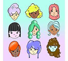 Hair Day Photographic Print