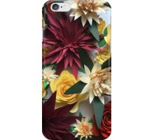 Floral Gala iPhone Case/Skin
