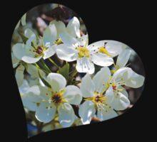 Beautiful blossoms Kids Tee