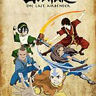 Avatar The Last Airbender Poster by chrissy42