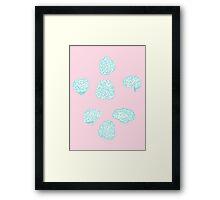 Brains! Framed Print
