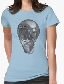 M.C. Escher Womens Fitted T-Shirt