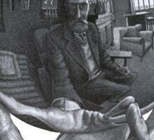 M.C. Escher Sticker