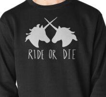 Ride or Die Unicorn Magic Pullover