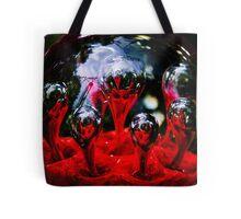 Paper Weight Globe Tote Bag