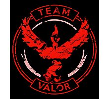 Team Valor Photographic Print