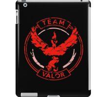 Team Valor iPad Case/Skin