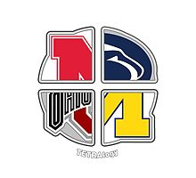 Big Ten TETRAlogy! Ohio State, Nebraska, Penn State and Michigan by SplitDecision