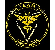 Team Instinct Photographic Print