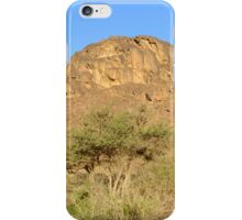 Israel, Negev, The Ramon Crater,  iPhone Case/Skin