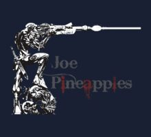 Joe Pineapples by OzzieBennett