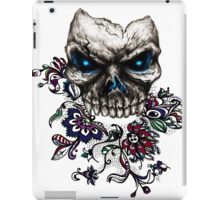 Blue Jimmy iPad Case/Skin