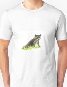 Baby Raccoon Unisex T-Shirt