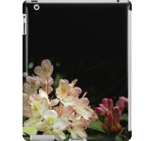 Blooming Pink Flowers & Blooms (Rhododendron) iPad Case/Skin