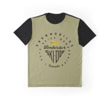 Ski doo vintage Snowmobiles Graphic T-Shirt