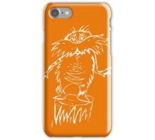 The Lorax iPhone Case/Skin