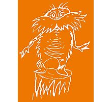 The Lorax Photographic Print