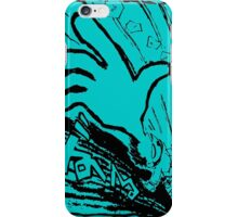 Canti Sprouting - Manga Excerpt  iPhone Case/Skin