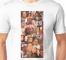 Nic Cage Collage Unisex T-Shirt