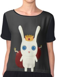 King Rabbit - Bombs! Chiffon Top
