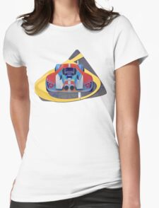 2016 GT Le Mans  Supercar Womens Fitted T-Shirt
