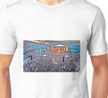 The Stone Roses at Manchester Etihad Stadium Unisex T-Shirt