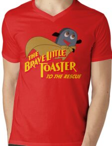 The Brave Little Toaster to the Rescue Mens V-Neck T-Shirt