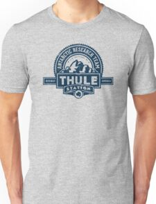 Thule Antarctic Research Station Unisex T-Shirt