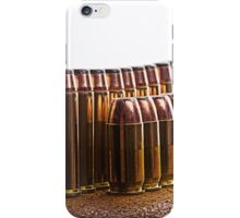 Ammunition iPhone Case/Skin