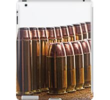 Ammunition iPad Case/Skin