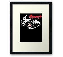 Wolf Clan Framed Print